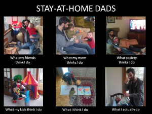 There are many more single mom bloggers than single dad bloggers. Do ...