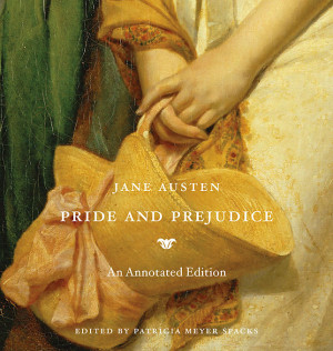 ... An Annotated Edition – Jane Austen (Edited by Patricia Meyer Spacks