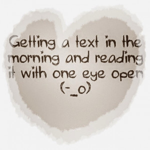 You must add some beautiful good morning images with yourmorning texts ...