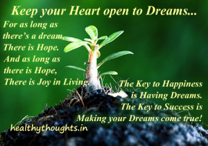 ... -life-motivating-inspirational-quotes-keep your heart open to dreams