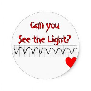 Cardiac/ ER Nurse Hilarious sayings Stickers