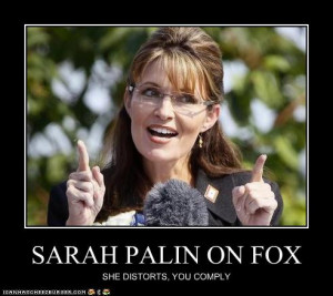 Sarah Palin on FOX