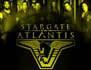 Watch Stargate Atlantis...