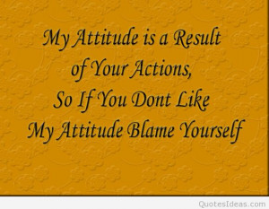 Attitude pictures quotes and sayings 2015