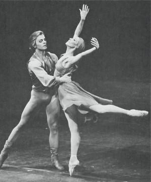 Balanchine rechoreographed his version of Stravinsky's The Firebird ...
