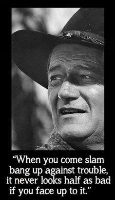 ... dukes john john wayne quotes cowboys magazines famous westerns quotes