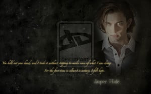 Jasper Hale - Twilight by kiwi23frog
