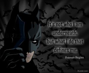 The Dark Knight Quotes You Either Die A Hero