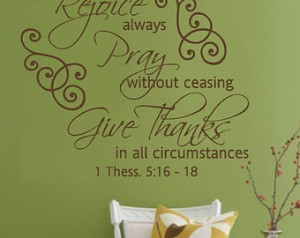 Pray Without Ceasing Quote