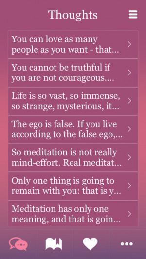 Osho Rajneesh Quotes ~ Spirituality, Mysticism, Politics, Living, Life ...