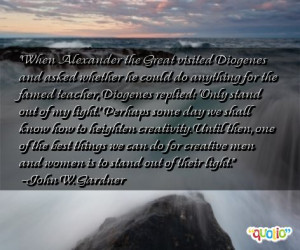 Related Pictures results for alexander the great quotes
