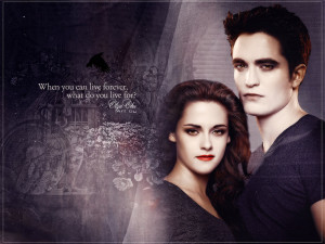 Wallpaper. Twilight Saga. Breaking Dawn part 2 by OlyaTwin