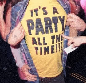 Party Quotes & Sayings