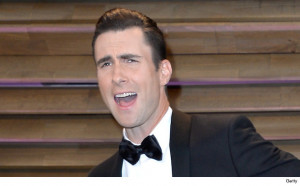 Adam Levine Is Completely Incapable of Being Anything Other Than GROSS