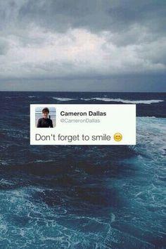 Cameron Dallas Quote
