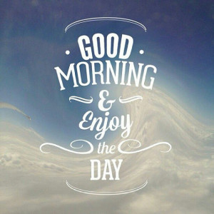 Good #morning, lovelies! It's a beautiful #Saturday, get up and ...