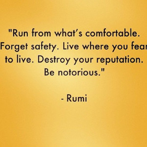 Leadership quotes, sayings, rumi