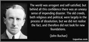 More John Buchan Quotes