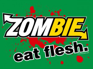 funny zombie pictures
