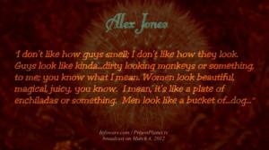 Quantum Quotes Light: Alex Jones | PopScreen