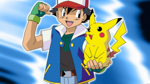 Ash and Pikachu, Ash and Pikachu