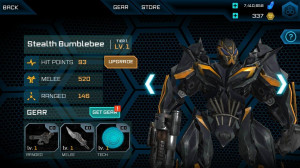 Transformers Age Of Extinction The Game Stealth Bumblebee Coming Soon ...