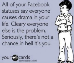 There are some of people on Facebook that should have this tattooed on ...