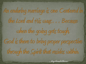 More like this: christ centered marriage , marriage and christ .
