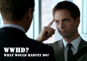 Hey, do you watch Suits?
