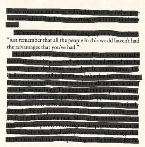great gatsby gatsby quote privilege feminism feminist book daisy nick ...