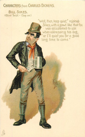 Bill Sikes from Oliver Twist: Character Analysis, Lesson & Quiz