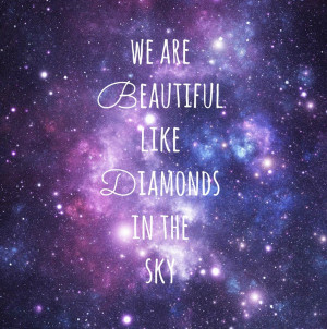 Galaxy Background With Love Quotes Galaxy background with love
