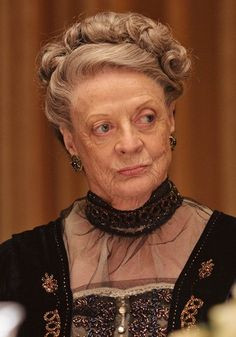 Lady Violet Crawley, Dowager Countess of Grantham