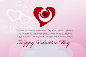 Romantic And Affectionate Famous Valentines Quotes