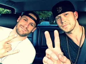 Chase Rice and Brian KelleyChase Rice, Country Boys, Rice Brian ...