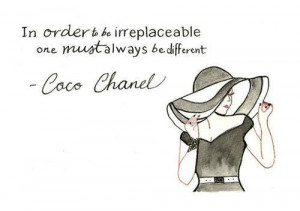 coco chanel quotes gabrielle bonheur chanel or popularly known as coco ...