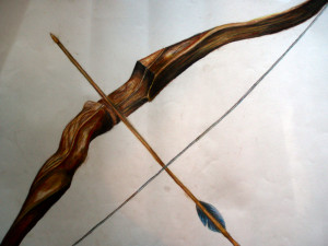 Bow_and_Arrow_by_FlyingDrumkit