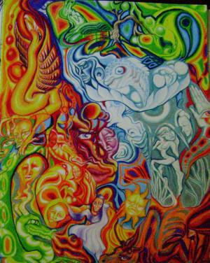 Acid Trip Color Passtheherb