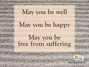 Quotes About Happiness And Laughter May you be well happy quotes
