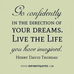 ... imagined. -Henry David Thoreau http://abouthenrydavidthoreau.com/?p=71