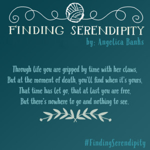FINDING SERENDIPITY is full of really great quotes, especially about ...