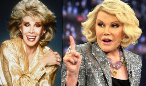 Joan Rivers has died aged 81