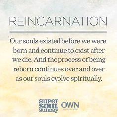 Dr. Brian Weiss on reincarnation with Oprah Winfrey More