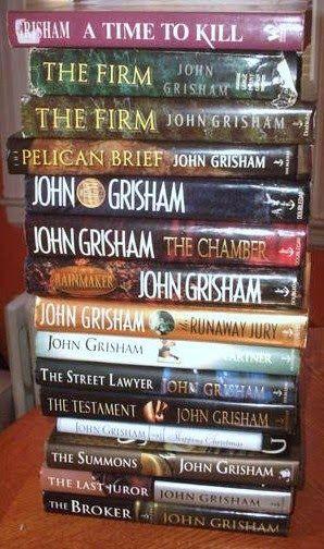 John Grisham Book Quotes | John Grisham books. Always hard to put down ...