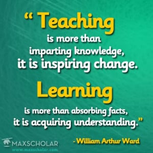 ... Quote #Parents #Teachers #Education #LearningUnderstand Quotes, Quotes