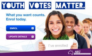 AEC working with Facebook to encourage young voters to matter this ...