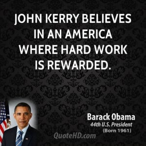Barack Obama Work Quotes