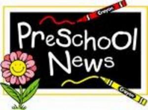 FREEBIE - Preschool Template