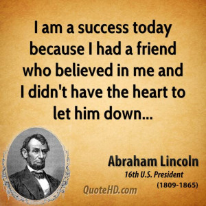 Abraham Lincoln Quotes
