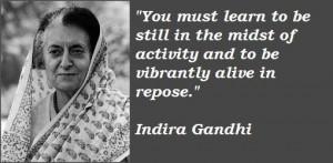 Indira gandhi famous quotes 2
